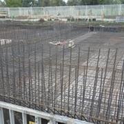 Uređaj za biološko pročišćavanje tehnoloških otpadnih voda u Karlovačkoj pivovari u Karlovcu